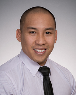 Headshot of Dr. Lawrence Ho