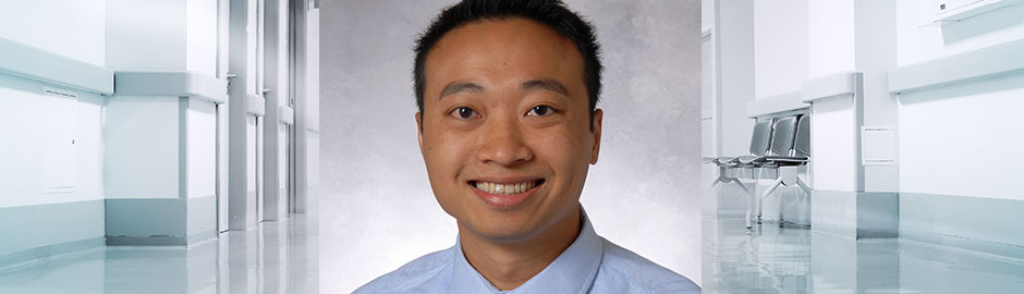 Photo of Irvine Huang, Rheumatology Fellow