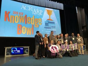 2019 ACR Knowledge Bowl