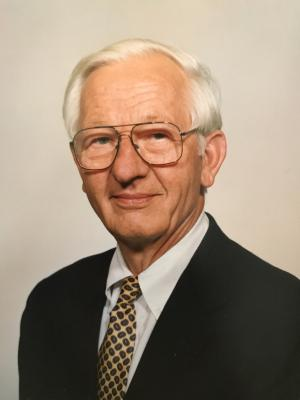 Photo of Dr. Mart Mannik, former Division Head