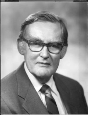 Photo of Dr. John L. Decker, Frist Division Head