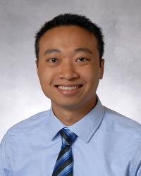 Headshot of Irvin Huang